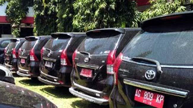 Dapat Tambahan 45 Mobil, OPD dan Pemkab Blitar Masih Kekurangan Mobil Operasional