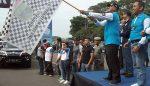 Gathering Fun Rally ke Nganteb, Promosikan Wisata Pantai Malang Selatan