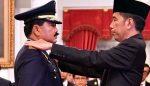 Presiden Jokowi Lantik Hadi Tjahjanto sebagai Panglima TNI
