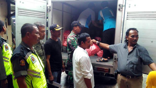 660 Kantong Sembako, Disalurkan ke Warga Terdampak Banjir
