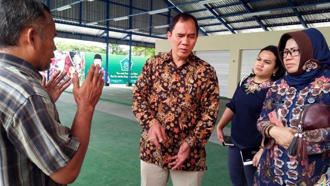Komisi VI DPR RI Tuntaskan Kasus Pembagian Stand Pasar Wonoayu