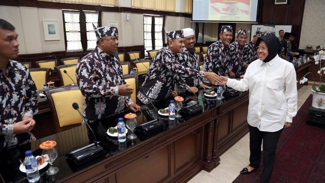 Pemkot Palangkaraya Kunjungi Surabaya, Pelajari Toleransi Beragama
