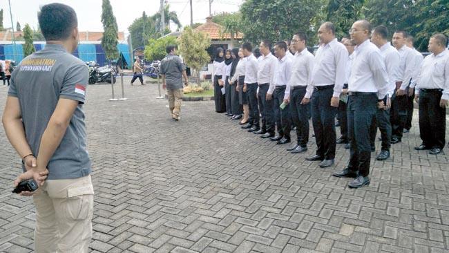 Sebanyak 138 CPNS Siap Diterjunkan di Kanim Kelas 1 Surabaya, Demi Pelayanan Prima