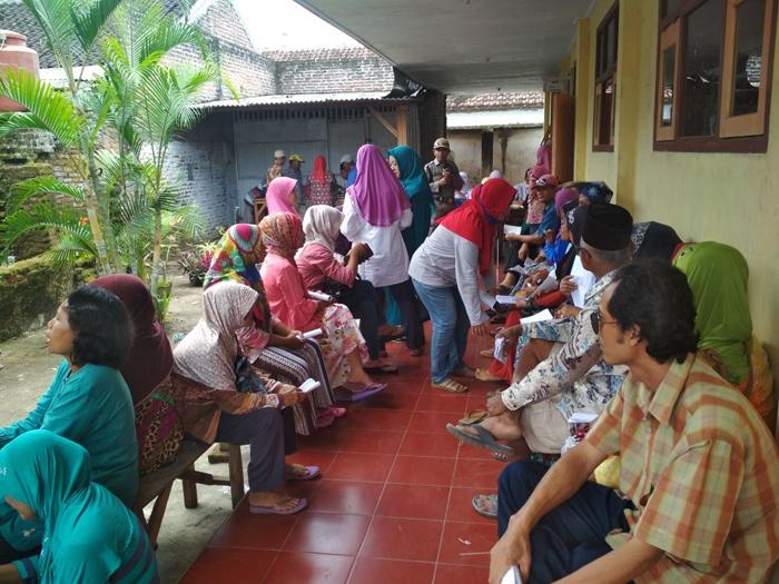 Program Bupati Skrining Katarak Disambut Antusias Warga 3 Kecamatan