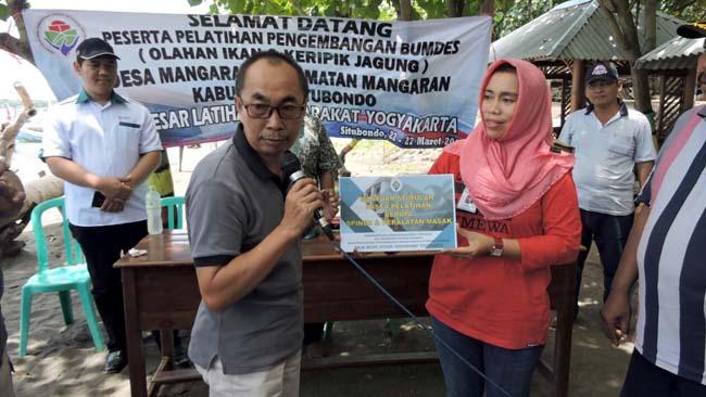 Balai Besar Latihan Masyarakat Yogyakarta Berikan Pelatihan Pengembangan Bumdes di Situbondo