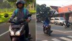 Operasi Keselamatan Semeru 2018, Tertib Berlalulintas Dapat SIM Gratis