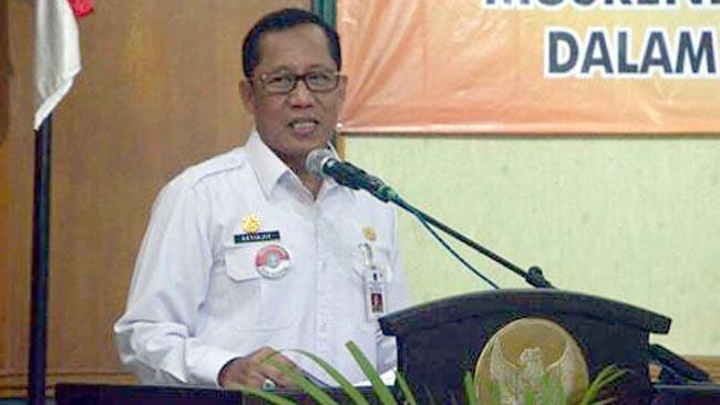 Pjs Bupati Jombang Ajak Birokrat Tingkatkan Integritas