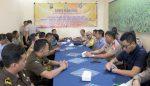 Rakor CJS Online Polres Malang