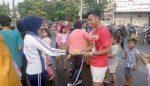 Satlantas Polres Bangkalan, Jepret Tertib Bangkalan Berhadiah SIM Gratis