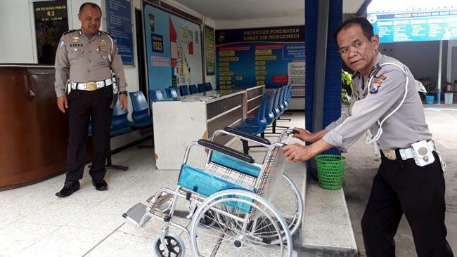 Empat Fasilitas Baru, Bikin Nyaman Pemohon SIM Kota Malang