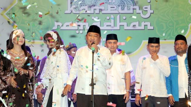 Bupati dan KNPI Apresiasi Kampung Ramadhan Layak Jadi Festival Budaya