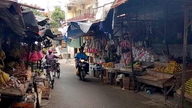 Disperindag Kota Blitar Ngotot Relokasi Pedagang Templek Agustus Ini