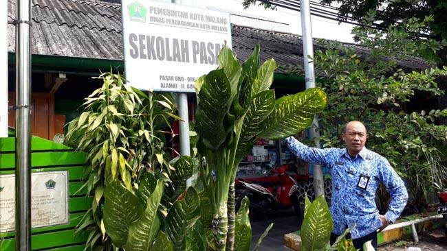 Sekolah Pasar Kota Malang, Tingkatkan Daya Jual Pedagang