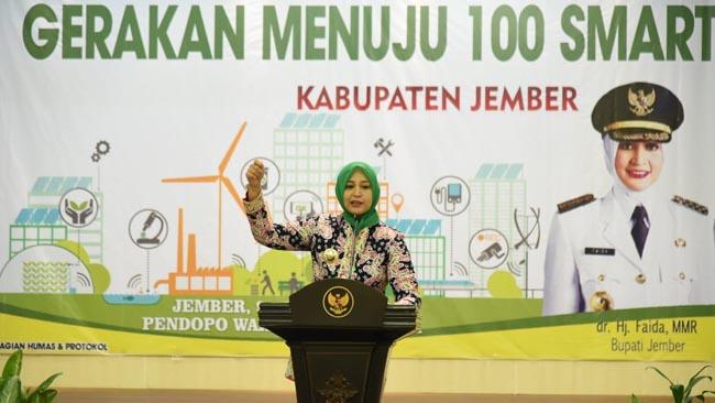 Smart City Prioritaskan untuk Peningkatan Kesejahteraan Masyarakat