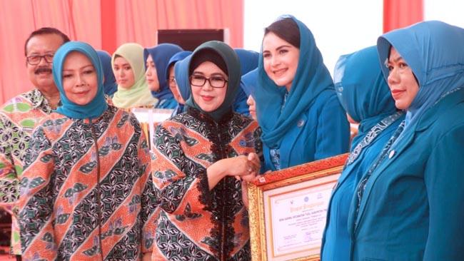 Trenggalek Kembali Raih Penghargaan Pelaksana Terbaik LBS