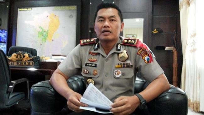 Jelang Asian Games, Polres Malang Kota Bentuk Satgas Pemberantasan Kejahatan Jalanan