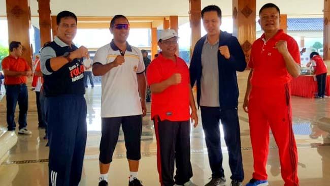KONI Blitar Usulkan Masuk Rute Estafet Obor Asian Games 2018