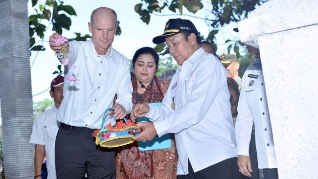 Kerajaan Belanda Belajar Deradikalisasi dari Indonesia di Lamongan