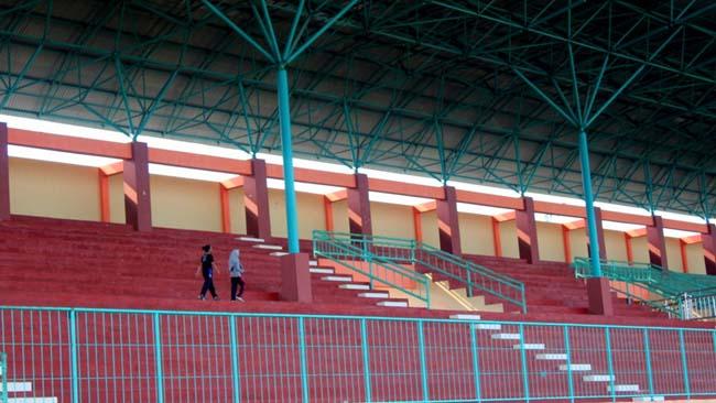 Penambahan Fasilitas Stadion Gelora Penataran Blitar Lambat