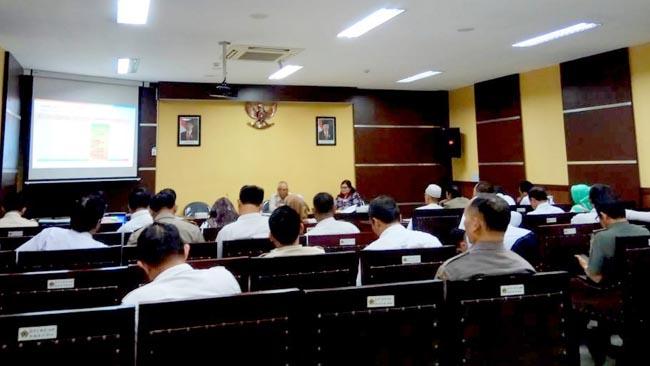 Pertengahan 2018, PBB P2 di Kabupaten Blitar Capai 32,64 Persen