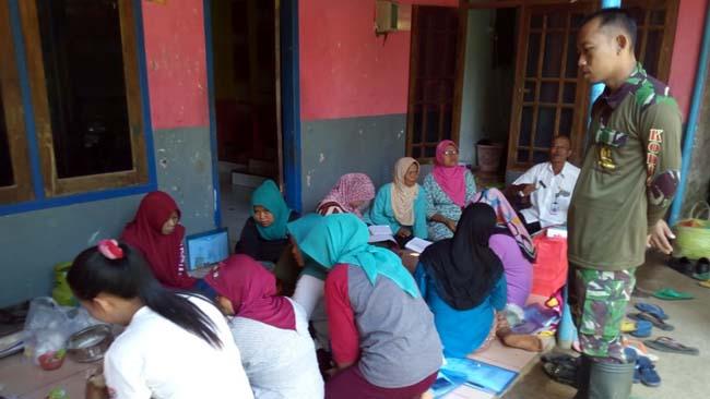Satgas TMMD – Disnakertrans Tuntaskan Pembekalan Kewirausahaan bagi Ibu-ibu Desa Jembul