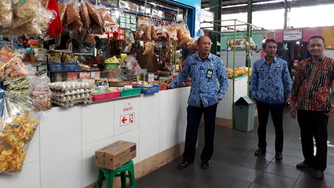 Sejajarkan dengan Retail Modern, Pasar Rakyat Kota Malang Direvitalisasi Bertahap