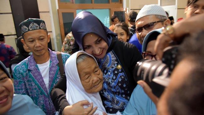 Titip Doa Keberhasilan Sub Embarkasi Haji
