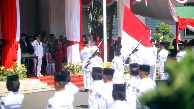 Plt Walikota Malang Ajak Generasi Muda Tingkatkan Nasionalisme