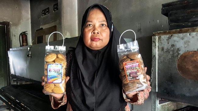 Roti Bolu Susu Dadaplangu Tak Kalah Nikmat dengan Buatan Pabrik