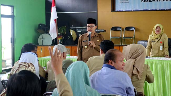 Sutiaji Permudah Urus Akte Panti Asuhan Kota Malang