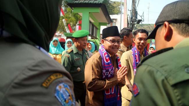 Tim Penilai Lomba Kelurahan Tangguh Bencana Tiba di Kota Malang