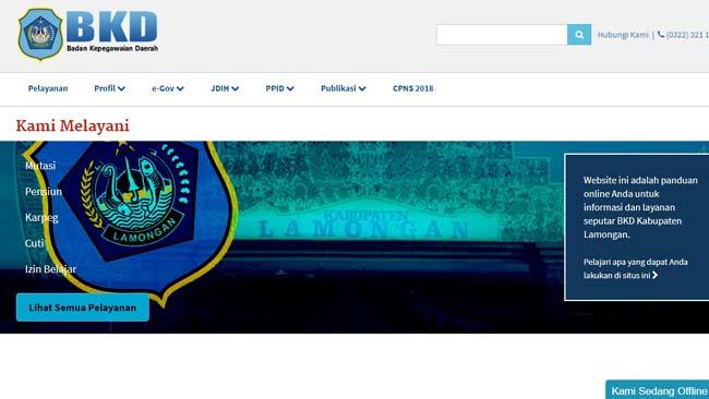 Resmi Diumumkan, Formasi dan Syarat CPNS Sudah Bisa Dibuka di Website BKD Lamongan