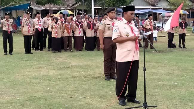 Kepala Dinas Pendidikan Situbondo Resmikan Jambore Ranting