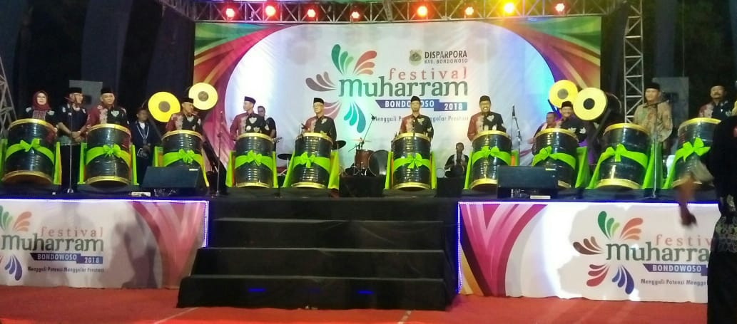 Bupati Buka Festival Muharram 1440 Hijriyah, Gali Potensi Gelar Prestasi