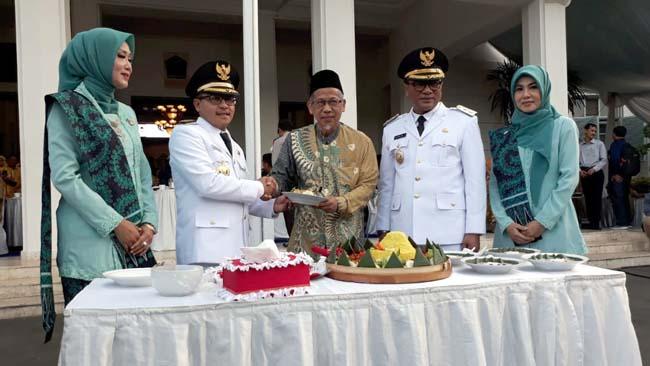 Sutiaji-Sofyan Edi Masuki Balaikota Malang, Usung Semangat Malangkucecwara Bermartabat
