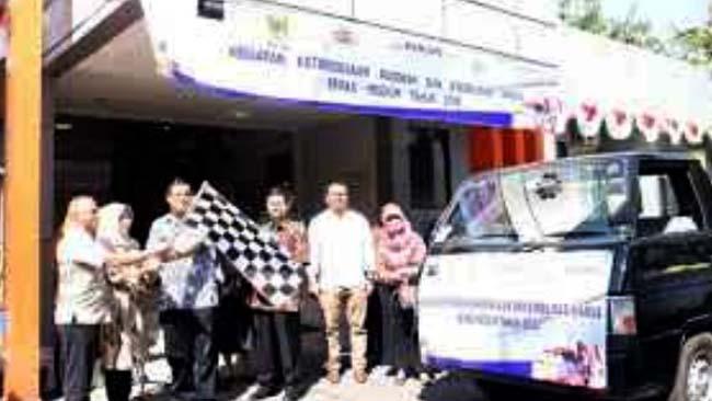 TPID Kota Kediri Launching Armada Penetrasi Pasar