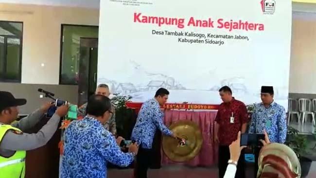 Tambak Kalisogo Pilot Project, Kampung Anak Sejahtera