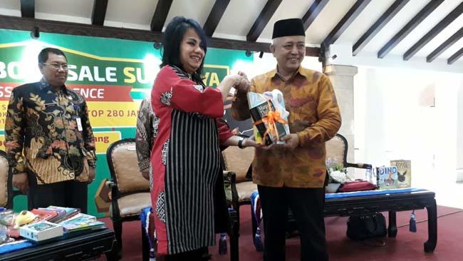 Tingkatkan Minat Baca Sejak Dini, Perpustakaan Kabupaten Malang Tambah 500 buku Import
