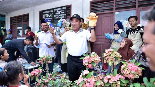 Bupati Lamongan Perintah Semua OPD Pulihkan Trauma Korban Gempa dan Tsunami
