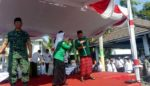 Bupati – Wabup Jombang Senam Santri bersama 22.771 Santri