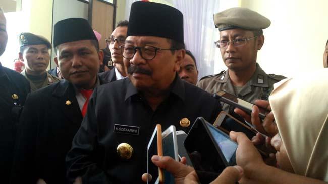 Gubernur Dorong Bupati Masukkan 50% Produk Daerah di Pasar Modern