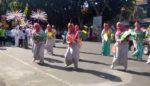 HSN Ribuan Pelajar Kota Probolinggo Meriahkan Pawai Ta,aruf