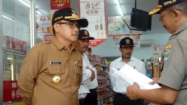 Izin 43 Pasar Modern di Kota Malang Bermasalah