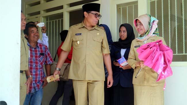 Kunjungi Shelter Dinsos, Wawali Kota Malang Cek Langsung Kondisi
