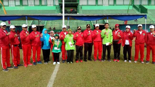 Walikota Malang Pimpin Peringatan Haornas ke 35 di Stadion Gajayana