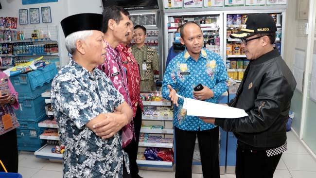 Walikota Malang Tutup Indomart Tak Berijin di JL A Yani Blimbing