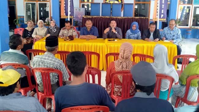 Warga Sananrejo Turen Ngotot Bongkar Tower, Hearing Komisi 1 DPRD Kabupaten Malang Buntu