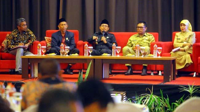 Forum Komunikasi Publik Penyusunan Rancangan Awal Rencana Strategis Dindik Kota Malang 2019 – 2023