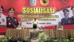 Berantas  Pungli, Polda Jatim Kumpulkan Camat, Lurah dan Pejabat Pelayanan Publik
