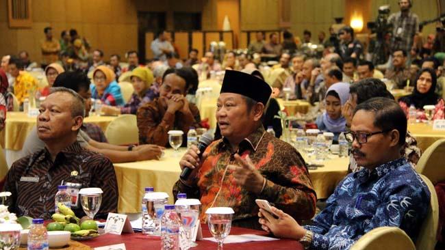 Bupati Ingatkan Pentingnya Pers Bagi Kemajuan Ekonomi Sidoarjo